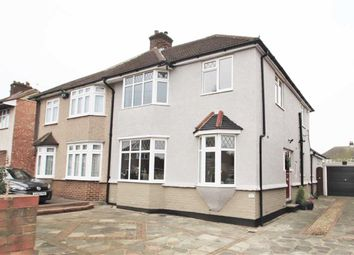 Thumbnail 4 bed semi-detached house to rent in Keswick Road, Bexleyheath, Kent