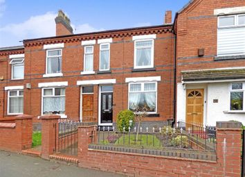 Thumbnail 2 bed terraced house for sale in Stewart Street, Crewe