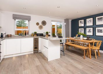 """Thumbnail 4 bedroom detached house for sale in """"Chester"""" at Long Lane, Driffield"""