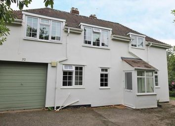 Thumbnail 3 bed semi-detached house to rent in Matford Avenue, St. Leonards, Exeter