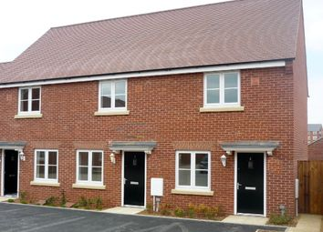 Thumbnail 2 bedroom terraced house to rent in Dixy Close, St Neots