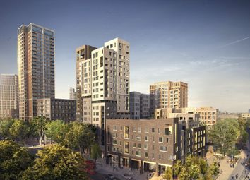 Thumbnail 1 bed flat for sale in Elephant And Castle, London