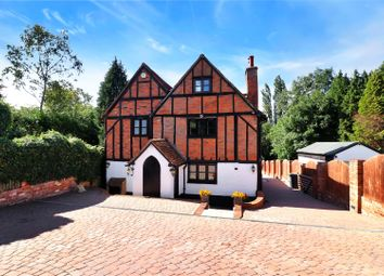 Thumbnail Detached house for sale in Gallows Hill, Kings Langley