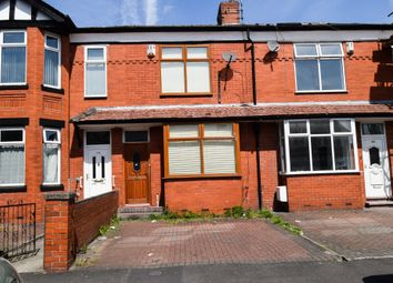 Thumbnail 3 bed terraced house to rent in Ayres Road, Manchester