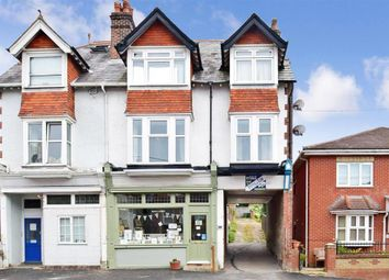 Thumbnail 2 bed flat for sale in Broadway, Totland Bay, Isle Of Wight