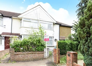 Thumbnail 4 bed end terrace house for sale in Saxon Avenue, Feltham