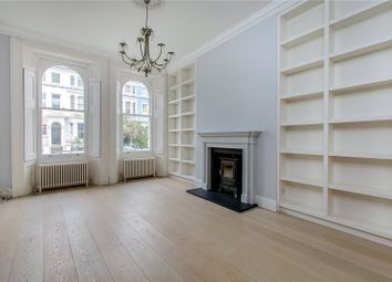 Thumbnail 3 bed flat to rent in Elgin Crescent, London