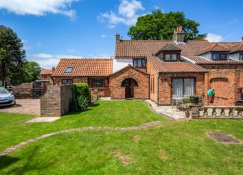 Thumbnail 4 bed semi-detached house for sale in Brown Cow Road, Barlow, Selby