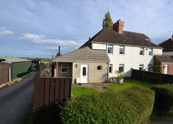 Thumbnail 3 bed semi-detached house for sale in Evesham Road, Cleeve Prior, Evesham