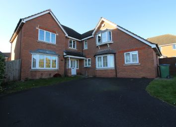 Thumbnail 5 bedroom detached house for sale in Horseley Road, Tipton, West Midlands