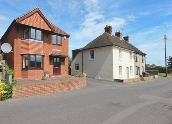 Thumbnail 3 bedroom detached house for sale in The Street, Sholden
