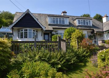Thumbnail 5 bedroom semi-detached house for sale in Cartref, Torquay Road, Shaldon, Devon