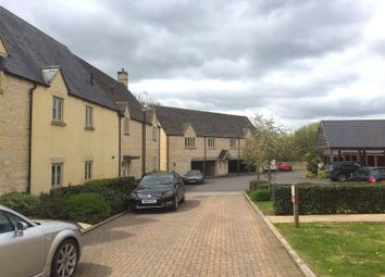 Thumbnail 1 bed flat to rent in Cross Close, Cirencester, Gloucestershire