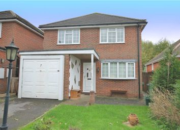 Thumbnail 4 bedroom detached house for sale in Spencer Close, Epsom