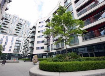 Thumbnail 2 bed flat for sale in Saffron Square, West Croydon, Surrey