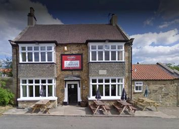 Thumbnail Pub/bar for sale in Freehold Property Pta Pub And Restaurant DL11, Aldbrough St. John, North Yorkshire
