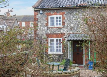 Thumbnail 3 bedroom semi-detached house for sale in Church Cottages, Cromer Road, West Runton, Cromer