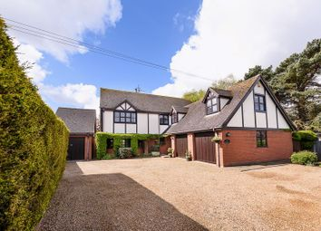 Thumbnail 7 bed detached house for sale in The Hedgerows, Lound Road, Blundeston, Lowestoft