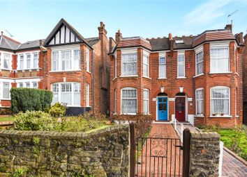 Thumbnail 3 bed semi-detached house for sale in Conway Road, Southgate, London