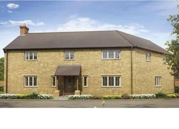 Thumbnail 4 bed detached house for sale in Deepdale, Great Easton, Market Harborough