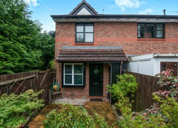 Thumbnail 1 bedroom end terrace house for sale in Stonefield Park, Maidenhead