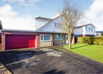 Thumbnail 4 bed detached house for sale in Park Close, Sudbrooke, Lincoln