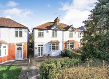 Thumbnail 3 bed semi-detached house to rent in Island Wall, Whitstable