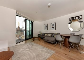 Thumbnail 2 bed flat to rent in Four Riverlight Quay, Nine Elms Lane, Vauxhall, London