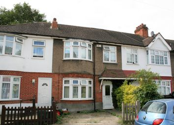 Thumbnail 3 bed terraced house for sale in Queen Annes Gardens, Mitcham
