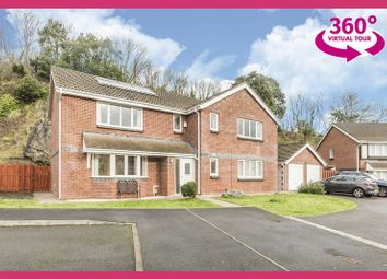 Thumbnail 5 bedroom detached house for sale in Waverley Drive, Mumbles, Swansea