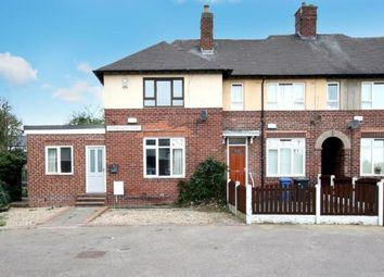 Thumbnail 2 bedroom end terrace house for sale in Mason Lathe Road, Sheffield, South Yorkshire