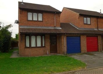 Thumbnail 2 bed link-detached house to rent in The Lidgett, Epworth