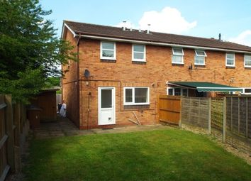 Thumbnail 2 bed property to rent in Sunbury Avenue, Boley Park, Lichfield