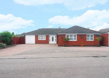 Thumbnail 5 bed detached bungalow for sale in Shenton Close, Thurmaston, Leicestershire