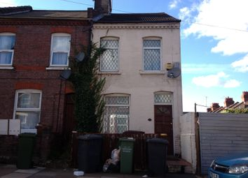Thumbnail 2 bed terraced house to rent in Shirley, Luton