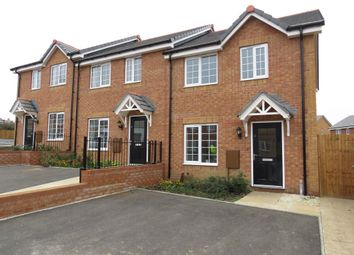 Thumbnail 2 bed end terrace house for sale in Flint Close, Southam