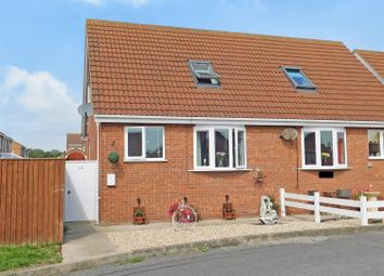 Thumbnail 2 bed semi-detached bungalow for sale in Skipworth Way, Winthorpe, Skegness