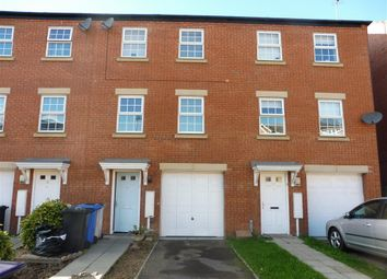 Thumbnail 3 bedroom terraced house for sale in Horse Fair Lane, Rothwell, Kettering
