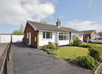 Thumbnail 2 bed semi-detached bungalow for sale in 19 Pinewood Avenue, Preesall, Poulton-Le-Fylde