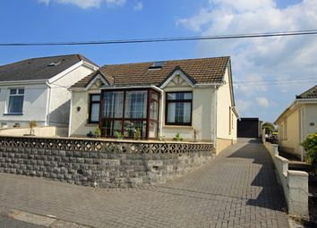 Thumbnail 3 bed detached bungalow for sale in Lletty Road, Tumble, Nr. Cross Hands, Carmarthenshire