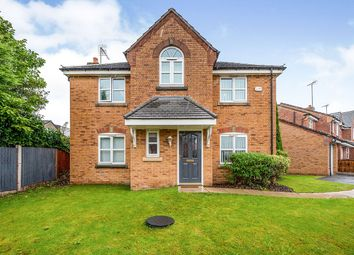 Thumbnail 4 bed detached house for sale in Lowther Crescent, St. Helens, Merseyside