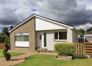 Thumbnail 3 bed bungalow to rent in Strowan Road, Comrie
