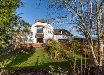 Thumbnail 4 bed detached house for sale in Main Road, Nutbourne, Chichester