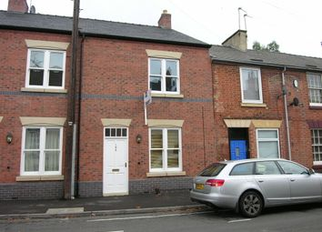 Thumbnail 1 bedroom flat to rent in York Street, Derby