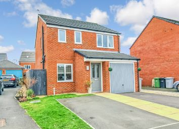 Thumbnail 3 bed detached house for sale in Jubilee Pastures, Middlewich