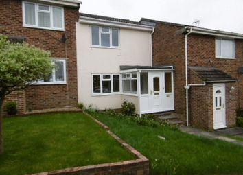 Thumbnail 2 bed terraced house to rent in Tern Close, Calne