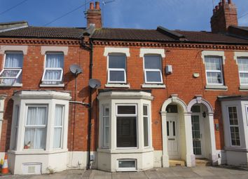 Thumbnail 2 bed terraced house for sale in Derby Road, Abington, Northampton