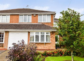 Thumbnail 4 bed semi-detached house for sale in Tomlan Road, West Heath, Birmingham