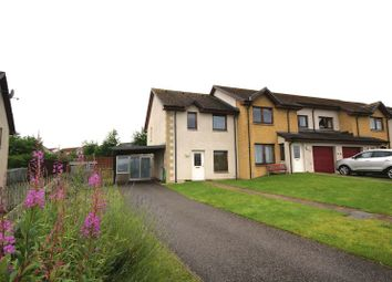 Thumbnail 3 bed end terrace house to rent in 5 Woodside Court, Inverness