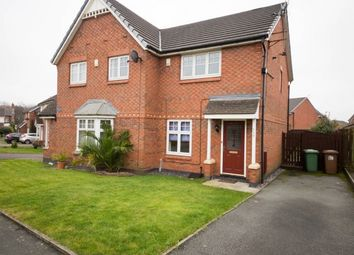 Thumbnail 2 bed property to rent in Highmarsh Crescent, Newton-Le-Willows